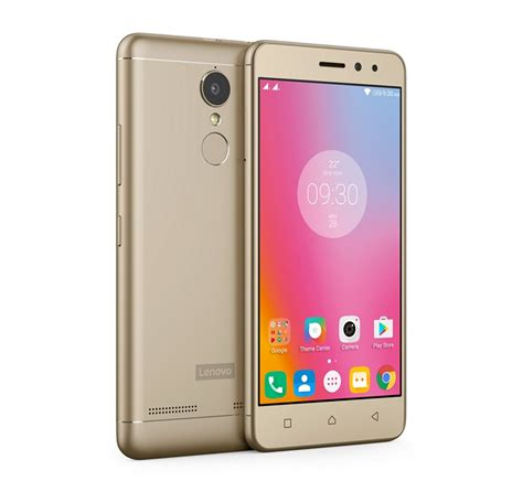 Lenovo Vibe K6 Power Lenovo Vibe K6 Power With 4000mah Battery Sd 430 To