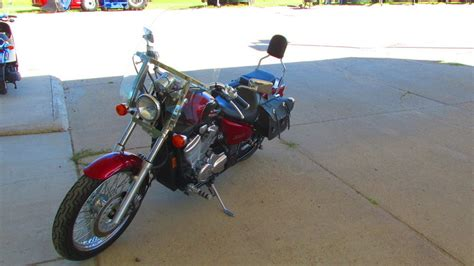 2000 honda shadow 600 honda vlx 600 motorcycles for sale in minnesota