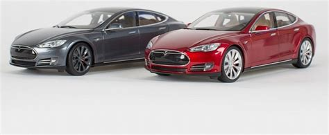 Sell Tesla Tesla Motors Is Now Selling 1 18 Scale Model S Diecast