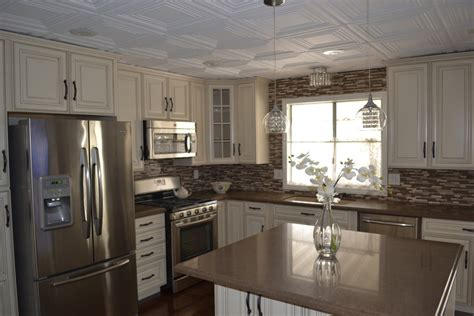 Mobile Home Kitchens by Mobile Home Kitchen Remodel Mobile Home