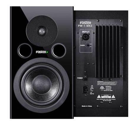 Home Recording Studio Monitors Reviews User Reviews Fostex Pm 1 Mkii Audiofanzine