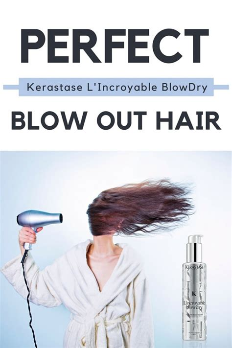 Fashion Blowout The L Review by Kerastase L Incroyable Blowdry Review Out