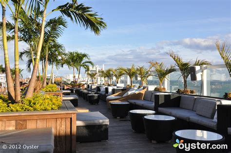 top bars in south beach chic rooftop bar the perry south beach in miami fl