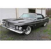 1962 Chrysler Imperial For Sale On ClassicCarscom  5 Available