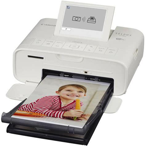 Printer Canon Selphy Cp 1200 Cp1200 Wifi canon selphy cp 1200 black wifi photo printer