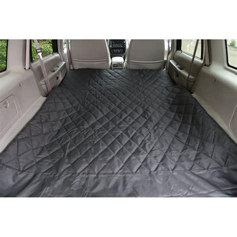cargo mat for pets pet cat sleeping mat car trunk cargo mat back boot