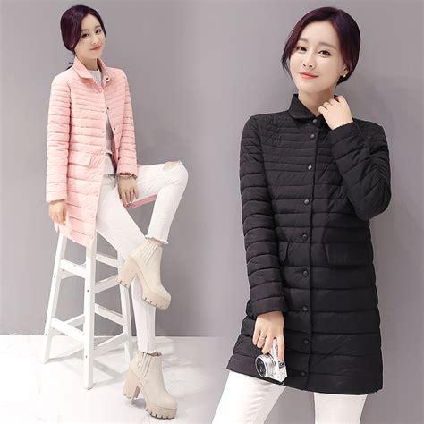 Fashion Fend Size Medium 2016 new winter thin fashion medium slim coat plus size clothing stand collar