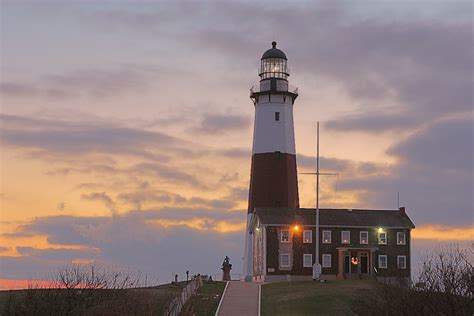 Light Houses - file montauk point lighthouse jpg