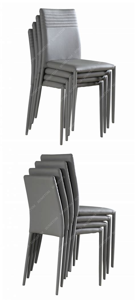 china stackable pu chair for meeting or dining room sb china manufacturer best quality upholstered wholesale pu