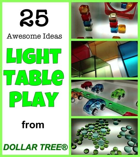 25 Best Ideas About Dollar 17 Best Images About School Light Table On
