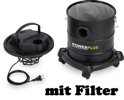 Fireplace Filter by 1200 Watt Ash Vacuum Fireplace Vacuum Cleaner 20 Litres