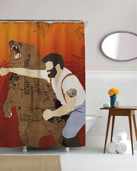 geeky shower curtains 25 hilarious geeky shower curtains to cheer you up each