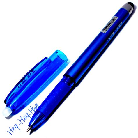 Senter Pena Led flykit pena ballpoint with stylus blue jakartanotebook