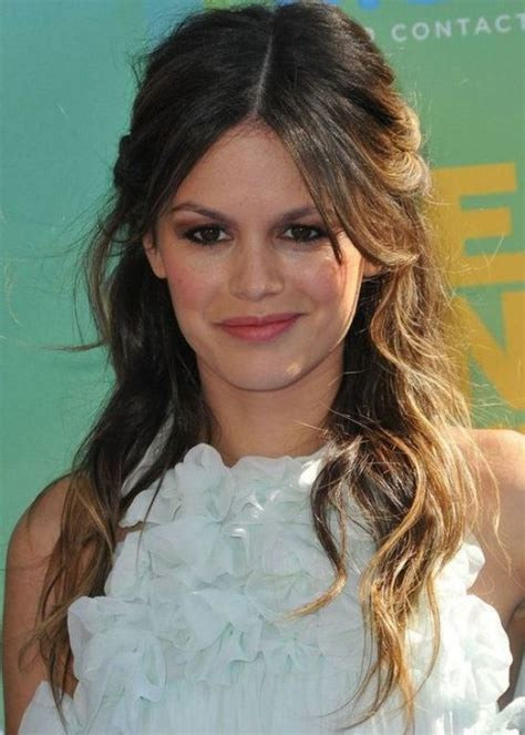 long choppy hairstyles with middle parting top 100 wedding hairstyles 2014 cloudythursday