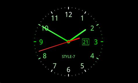 clock live themes download analog clock live wallpaper free android live wallpaper