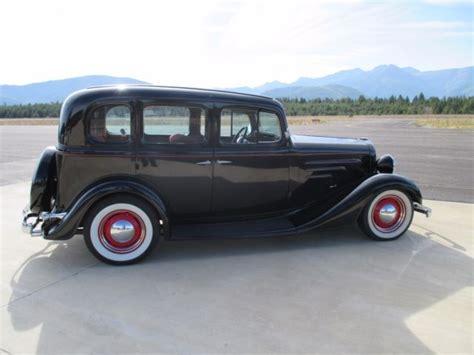 Chevy 4 Door by 1935 Chevy 4 Door Sedan For Sale Chevrolet Other Master