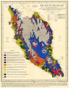 soil map of durian info durian soil and climatic requirements