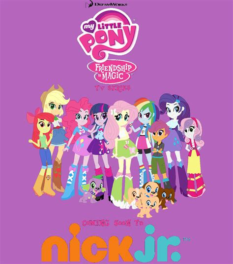 My Pony Friendship Is my pony friendship is magic tv series by