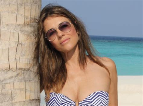 I The Idea Of Liz Hurley In Dont You by Elizabeth Hurley Once Again Shared Pictures That
