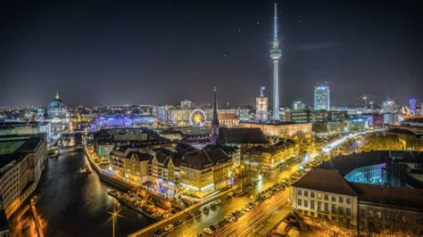 berlin  night major   largest city  germany