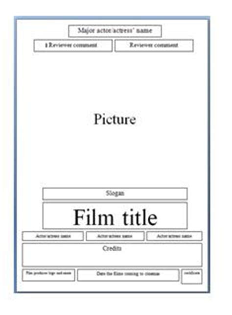 layout poster film a2 media coursework my film poster layout ideas