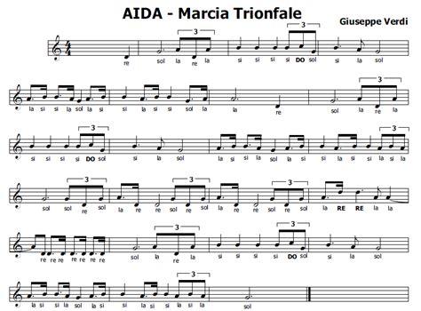 la marcia di topolino testo musica e spartiti gratis per flauto dolce