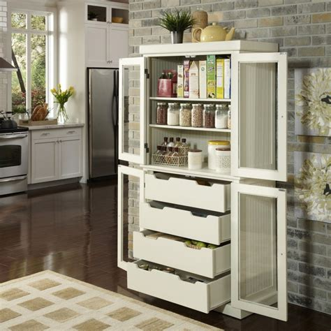 kitchen glass door storage cabinets for kitchen kitchen