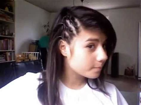 hip hop dancer hair styles attemt on hairstyle from the movie street dance result