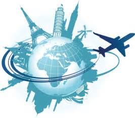 Set of tourism elements vector 01 vector life free download