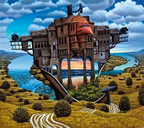 surrealism the worlds greatest 1844512673 o surrealismo de jacek yerka geekness