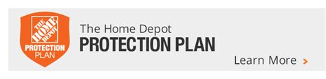 the home depot 3year protection plan for small appliances