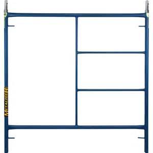 scaffolding sections metaltech mason scaffold frame section scaffolding