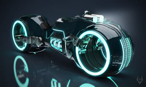 Light Cycle by Light Cycle Reboot By Arte Animada On Deviantart