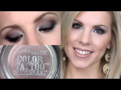 eyeshadow tutorial watch me eyeshadow tutorial tough as taupe maybelline color