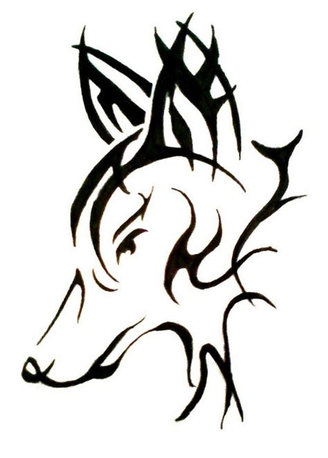 tribal coyote tattoos 23 amazing coyote designs