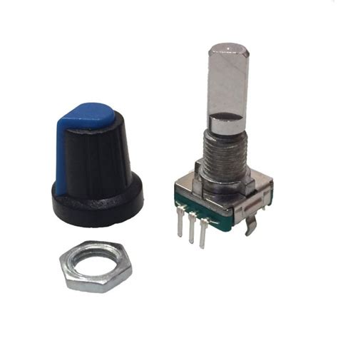 Encoder Knob by 4 49 Rotary Encoder Knob Button Tinkersphere