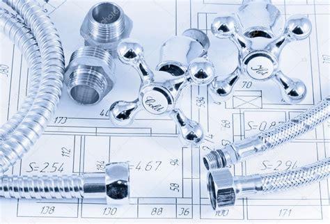 Plumbing Engineering by Sanitary Engineering Stock Photo 169 Doroshin 1355397