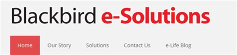coming soon a new blackbird e solutions site blackbird