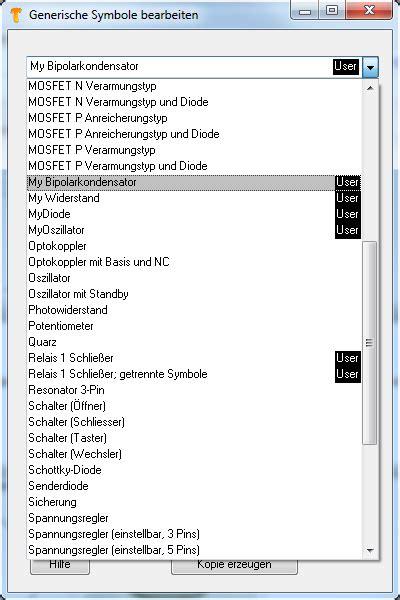 layout autocad erstellen generische symbole target 3001 pcb design freeware ist