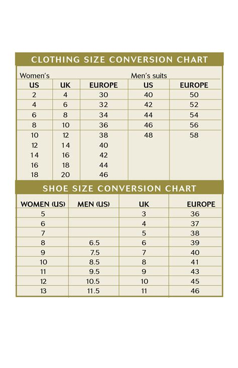 shoe size chart italy clothing size conversion chart italy similiar women s