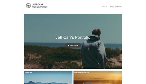 creative arts website templates wix