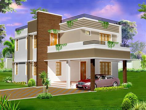 My Home Design Kerala 2 Storey House Plans Designs In Kerala Architect In