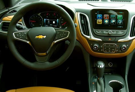 chevrolet equinox 2018 interior car pro 2018 chevrolet equinox test drive