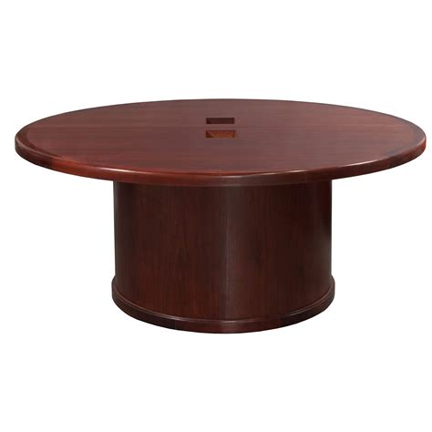 Steelcase Conference Table Steelcase Used 66 Inch Veneer Conference Table Mahogany National Office Interiors And