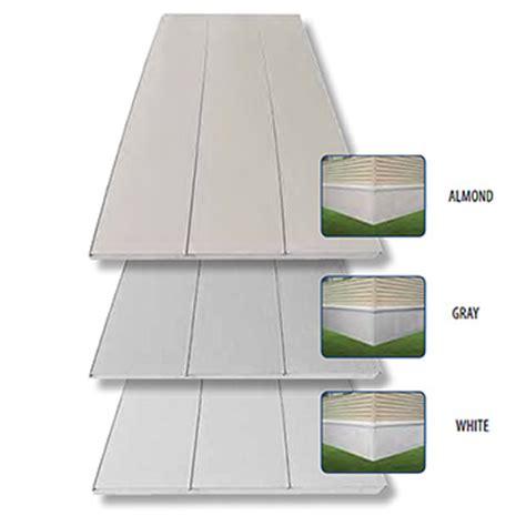 insulated mobile home skirting 16x80 rapid wall mobile home insulated skirting package