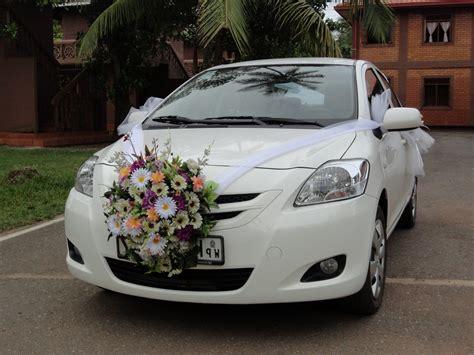 Bridal Car Decoration Kl by 88 Indian Wedding Car Decoration Wedding Car