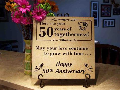 Golden Wedding Anniversary Gift Ideas For Parents by Golden Wedding Anniversary Gift Ideas For Parents
