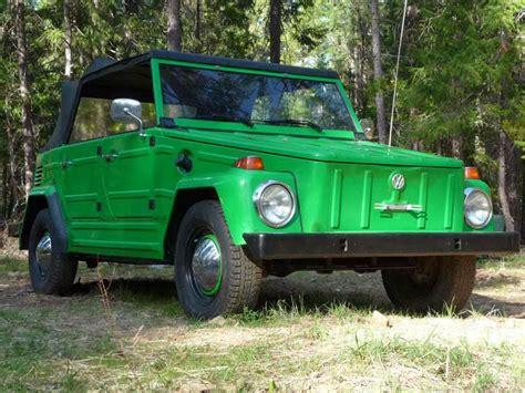 vw kubelwagen for sale classic volkswagen thing