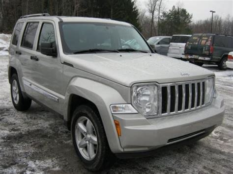 Jeep Liberty Horsepower 2009 Jeep Liberty Limited 4x4 Data Info And Specs