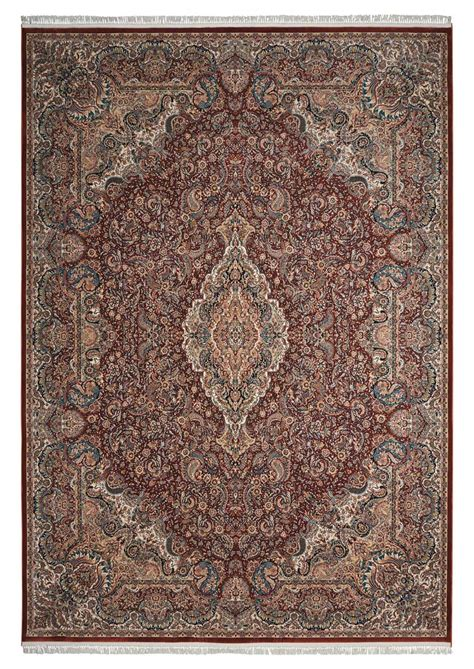 Place Rugs by Nourison Palace Ppl02 Terracotta Rug